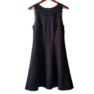 Dex Little Black Dress With Cut Out Detail